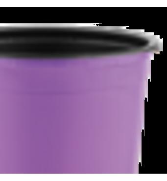 Горшок TEKU 0,46л 10,5x8,2см лаванда