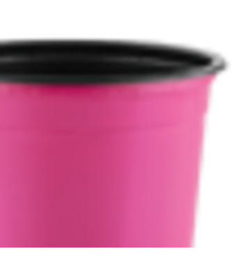 Горщик TEKU 0,69л 12x9,4см рожевий