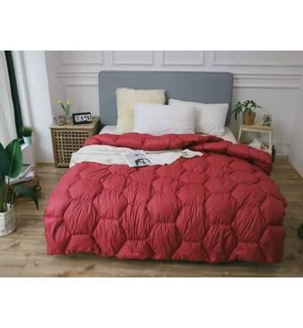"""Двухспальное одеяло холофайбер+ткань микрофибра """"Olly"""""""