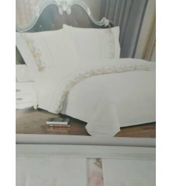 Євро комплект двоспальної  постільної білизни Roberto Cavalli (Роберто Кавали)