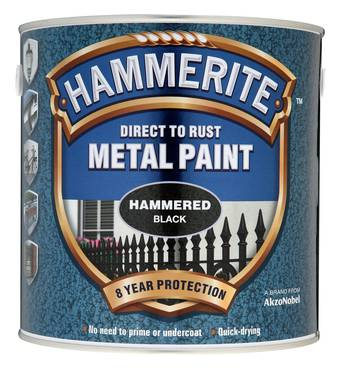 Краска Hammerite глянцевая  0,7л.