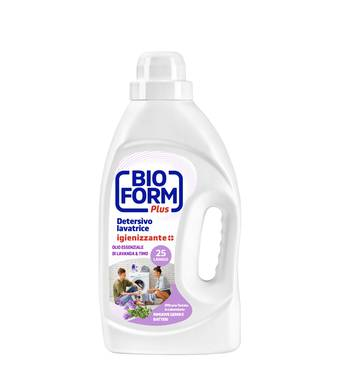 Гель для прання «Лаванда та чебрець» Bioform, 1625 мл/6ящ