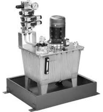Модульные стандартные гидростанции ABSKG Bosch Rexroth