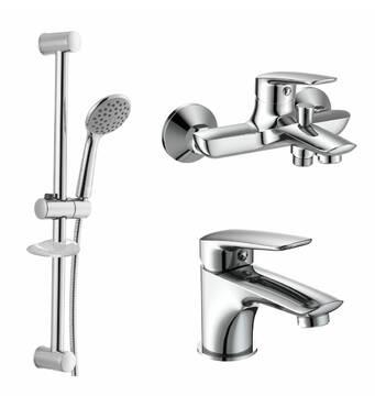 PRAHA new Imprese набір для ванни (05030 new + 10030 new + штанга R670SD)