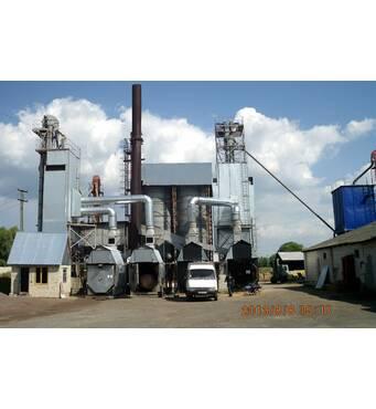 Зерносушильный комплекс КС-16