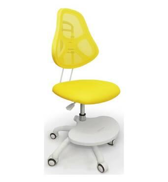 Детское кресло ErgoKids Y-400 желтое