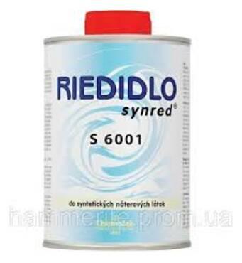 Розчинник Chemolak S6001 0,8л.