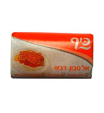 "Мило ""Медове"" Keff Solid Soapless Soap Honey 100 гр."