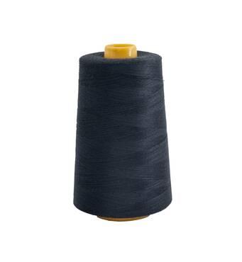 Швейна нитка 40/2, (5000ярд) №375 Темно серый