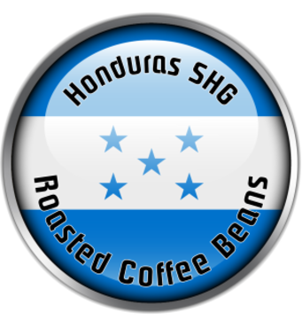 Свежеобжаренный кофе в зернах Гондурас Высокогорный (250 г)