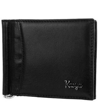 TRC Зажим для купюр Karya Зажим для купюр мужской кожаный KARYA SHI0455-1