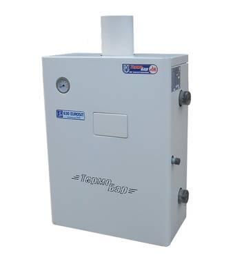 Котел опалювальний газовий димохідний КС-Г-16ДS