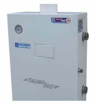 Котел опалювальний газовий димохідний КС-Г-18ДS