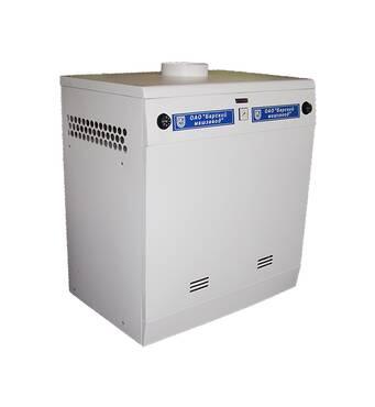 Котел опалювальний газовий димохідний КС-Г-100ДS
