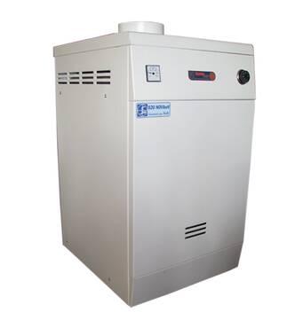 Котел опалювальний газовий димохідний КС-ГВ-24ДS