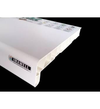 Подоконник ПВХ  200х1000  Fachmann сатин белый