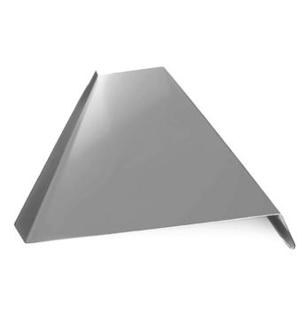 Отлив оконный наружный металлический оцинкованный Profi полка 180мм*1000мм*0,45мм цвет антрацит