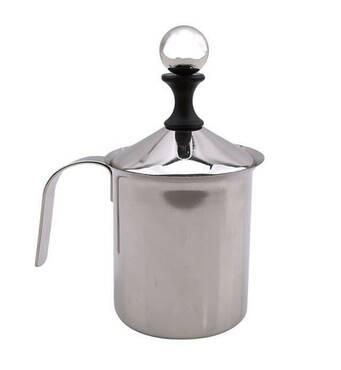 Ручной капучинатор | Вспениватель молока |  6 чашек | 350 мл