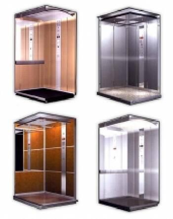 Установка лифтов разной конфигурации