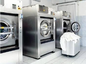 Установка прачечного оборудования и химчисток