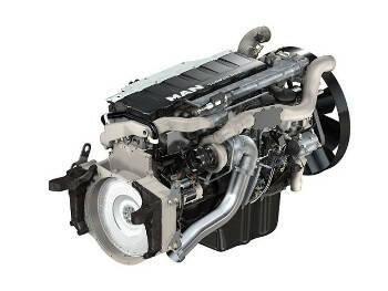 Ремонт двигателей Man