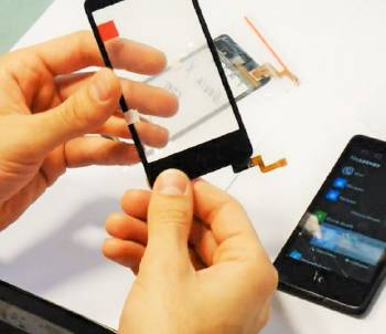 Заміна сенсору на телефонах Samsung, Lenovo , Nokia, LG та інші...