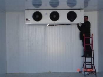 Повна перевірка та випробовування холодильного обладнання та устаткування