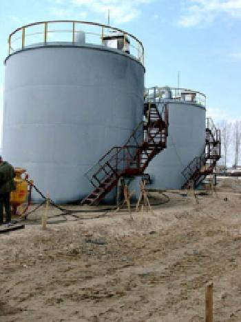 Компанія АлаІр пропонує калібрування резервуарів