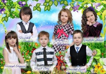 Оригінально оформлені фото дитячі у вигляді фотокниг