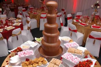 Оренда шоколадного фонтану