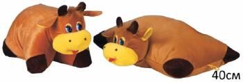 Изготовление мягких игрушек-подушек на заказ - минимальная партия от 100 штук
