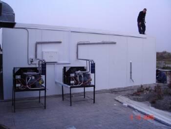 Розробка технічного завдання по збірці установки для охолодження рідин