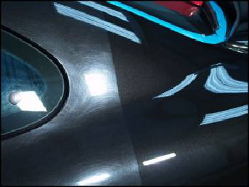 Восстановительная полировка автомобиля