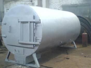 Виготовлення печей вуглевипалювальних