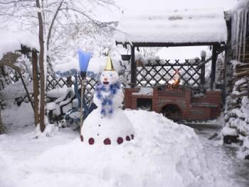 Новогодний отдых в Полтавской области