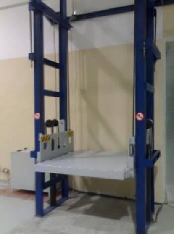 Реконструкція та модернізація вантажопідйомних кранів, вантажопідйомників, ліфтів