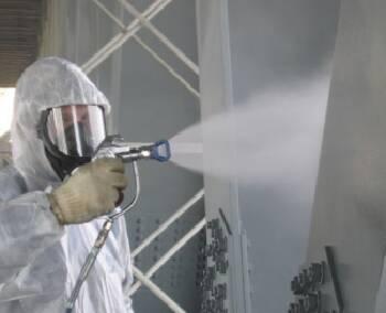 Пропонуємо антикорозійний захист металоконструкцій