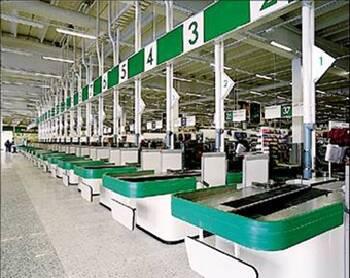 Пневмопочта для супермаркетов. Проектирование и монтаж