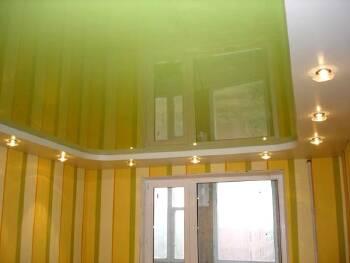 Натяжные потолки: монтаж в Умани, Новоархангельске, Бершади