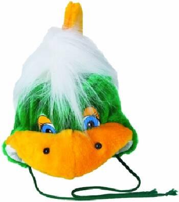 Изготовление мягких игрушек-шапок в виде различных персонажей на заказ- минимальная партия от 100 штук