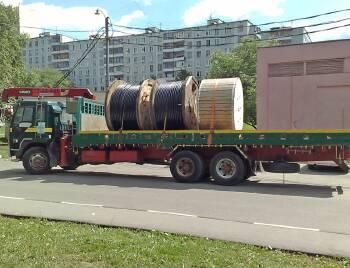 Доставка кабельної продукції