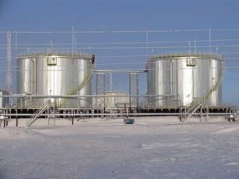 Калібровка резервуарів вітчизняною компанією