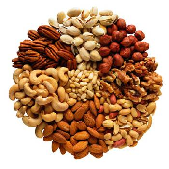 Оптовые поставки орехов для торговли (фундук, фисташки, кешью)