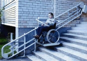 Монтаж и обслуживание подъемников для инвалидов