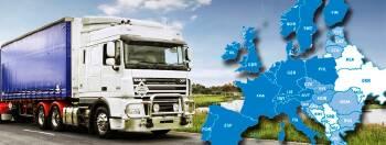 Транспортно-логістичні та складські логістичні послуги в Європі