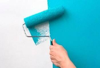 Покраска стен и потолков в Луцке