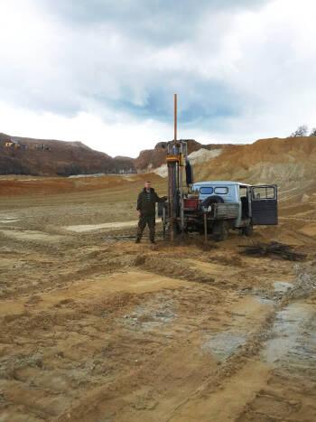 Исследования грунтов и подземных вод в Украине