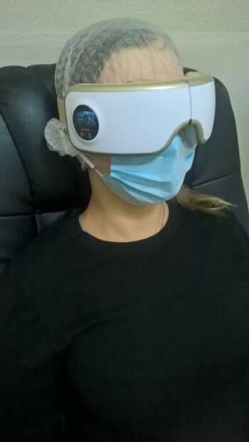 Предлагаем осуществить массаж глаз оборудованием от французского производителя