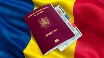 Отримання паспорта Румунії