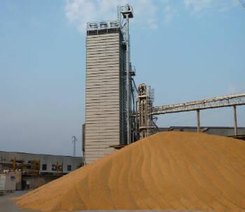 Зерносушильный комплекс Украина